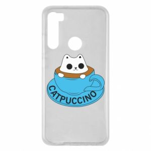 Etui na Xiaomi Redmi Note 8 Catpuccino