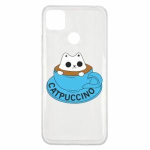 Etui na Xiaomi Redmi 9c Catpuccino