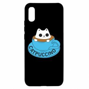 Etui na Xiaomi Redmi 9a Catpuccino