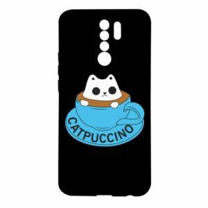 Etui na Xiaomi Redmi 9 Catpuccino