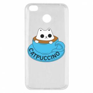 Etui na Xiaomi Redmi 4X Catpuccino