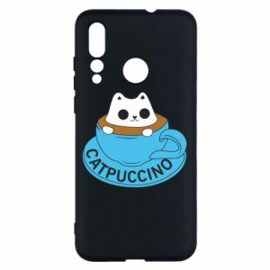 Etui na Huawei Nova 4 Catpuccino