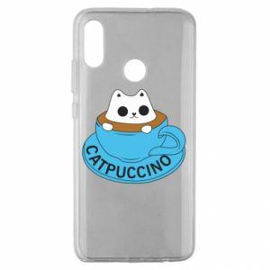 Etui na Huawei Honor 10 Lite Catpuccino