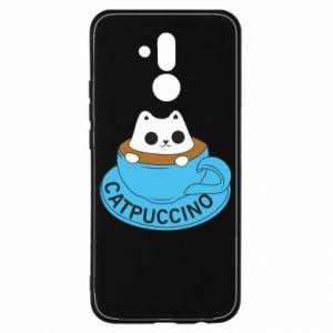 Etui na Huawei Mate 20 Lite Catpuccino