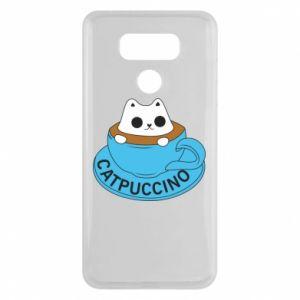 Etui na LG G6 Catpuccino
