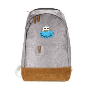 Urban backpack Catpuccino