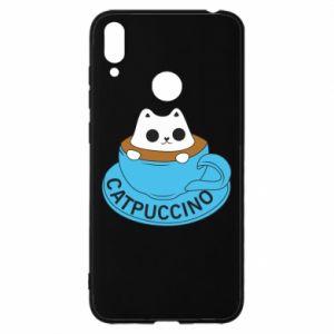 Etui na Huawei Y7 2019 Catpuccino