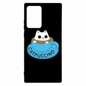 Etui na Samsung Note 20 Ultra Catpuccino