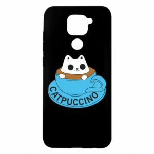 Etui na Xiaomi Redmi Note 9/Redmi 10X Catpuccino