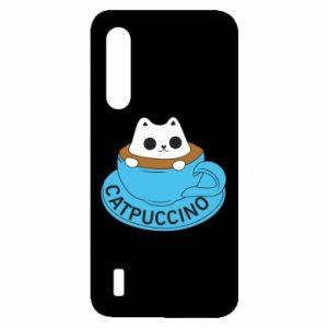 Etui na Xiaomi Mi9 Lite Catpuccino