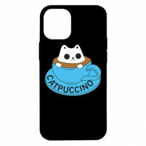 Etui na iPhone 12 Mini Catpuccino