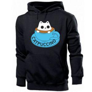Bluza z kapturem męska Catpuccino