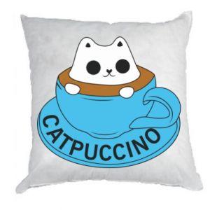Poduszka Catpuccino