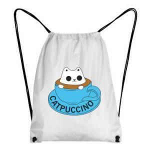 Plecak-worek Catpuccino