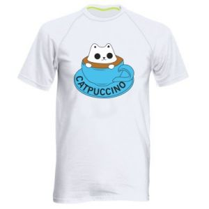 Koszulka sportowa męska Catpuccino
