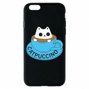 Etui na iPhone 6/6S Catpuccino