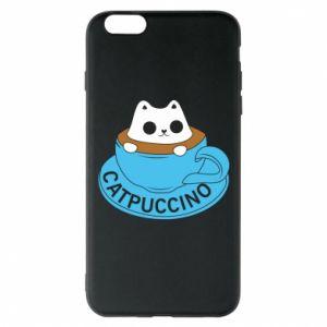 Etui na iPhone 6 Plus/6S Plus Catpuccino