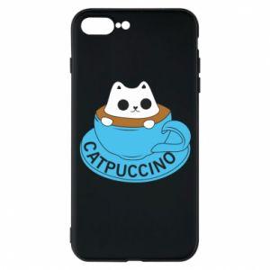 Etui do iPhone 7 Plus Catpuccino