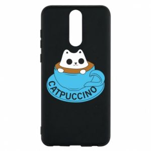 Etui na Huawei Mate 10 Lite Catpuccino