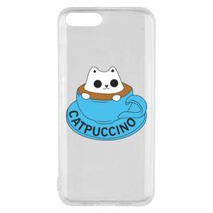 Etui na Xiaomi Mi6 Catpuccino