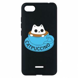 Etui na Xiaomi Redmi 6A Catpuccino