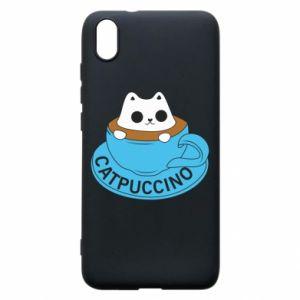 Etui na Xiaomi Redmi 7A Catpuccino