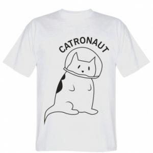 T-shirt Catronaut