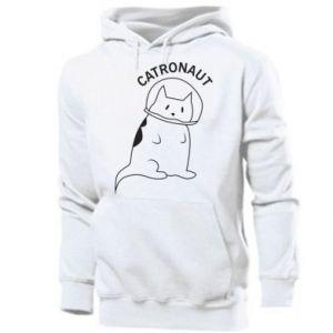 Men's hoodie Catronaut