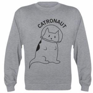 Bluza (raglan) Catronaut