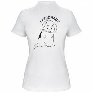 Damska koszulka polo Catronaut