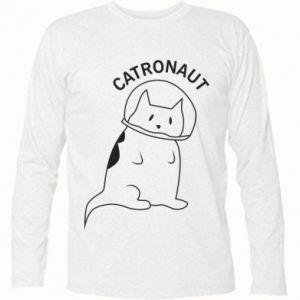 Koszulka z długim rękawem Catronaut