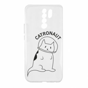 Xiaomi Redmi 9 Case Catronaut