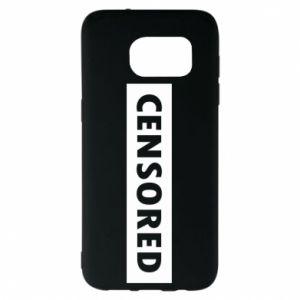 Etui na Samsung S7 EDGE Censored