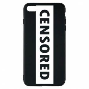 Etui do iPhone 7 Plus Censored