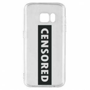 Etui na Samsung S7 Censored