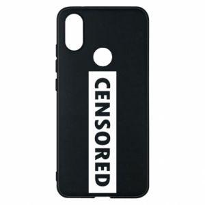Etui na Xiaomi Mi A2 Censored