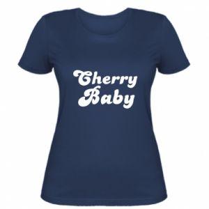 Damska koszulka Cherry baby