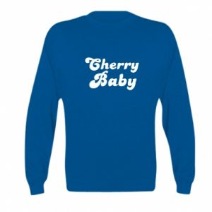 Bluza dziecięca Cherry baby