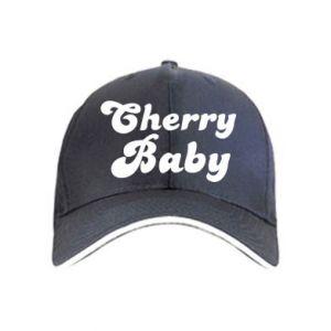 Czapka Cherry baby