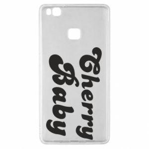 Etui na Huawei P9 Lite Cherry baby
