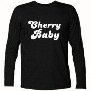 Koszulka z długim rękawem Cherry baby