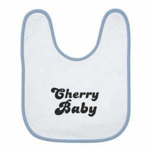 Śliniak Cherry baby