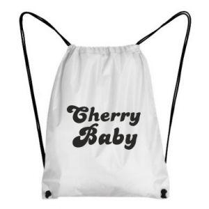 Plecak-worek Cherry baby