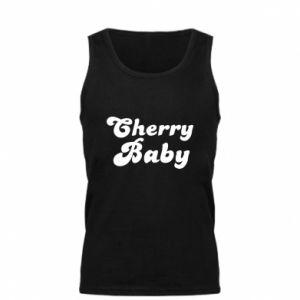 Męska koszulka Cherry baby