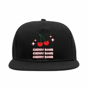 Snapback Cherry bomb