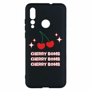 Etui na Huawei Nova 4 Cherry bomb