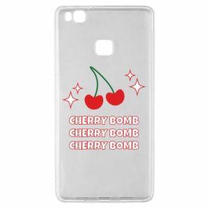 Etui na Huawei P9 Lite Cherry bomb