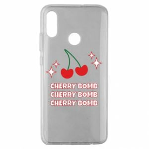 Etui na Huawei Honor 10 Lite Cherry bomb