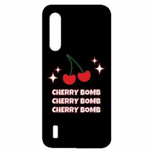 Etui na Xiaomi Mi9 Lite Cherry bomb