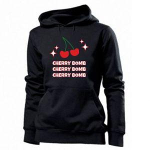 Bluza damska Cherry bomb